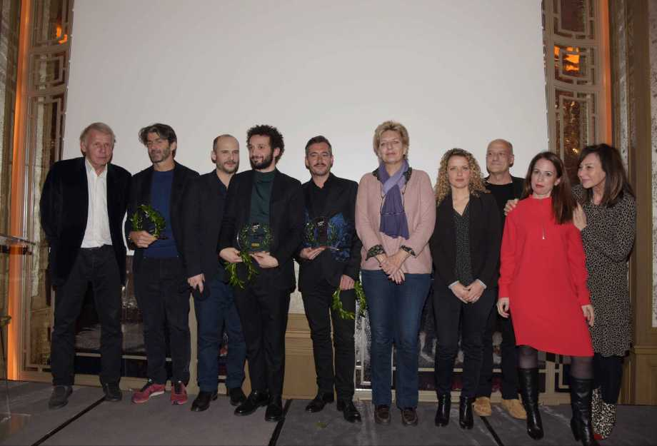Laureats_lauriers_du_cinema_2018_PPDA_Sophie_Dulac.JPG